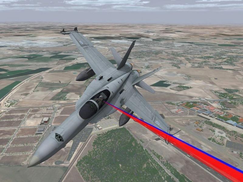 Metavr and vajo intriduce eye tracking pilot performance training