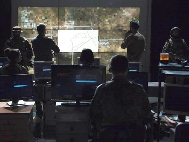First Time Polish Army Uses Digital Solution for Tactical Training