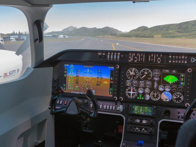 Aero Club Milano Takes Home First Alsim AL250 for Italy