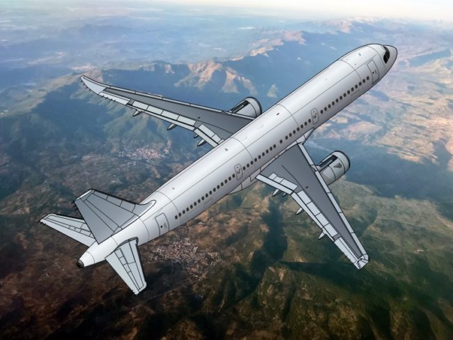 Avsoft Releases A321neo CFM Leap + PW Course