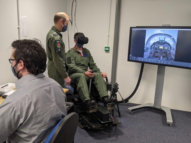 Ascent Trials VR Tech