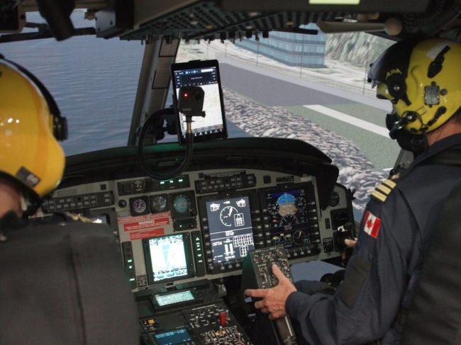 First-of-Its-Kind Simulator Trains Canadian Coast Guard