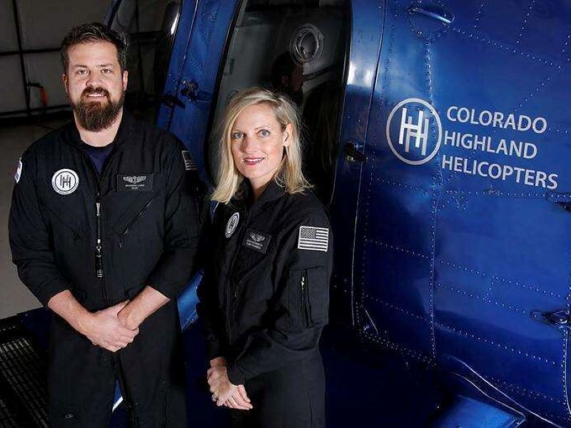 Colorado highland helicopter   lairds