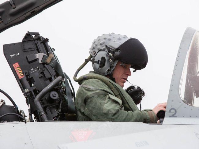 RAF pilot training