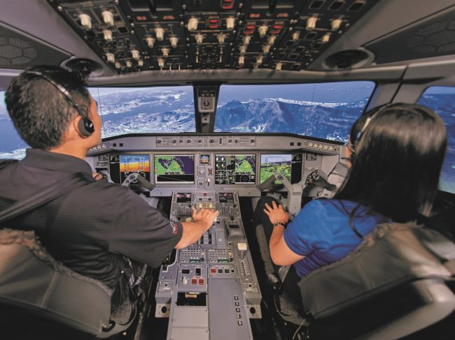 Porter Airlines Expands Fleet with Training Partner FlightSafety