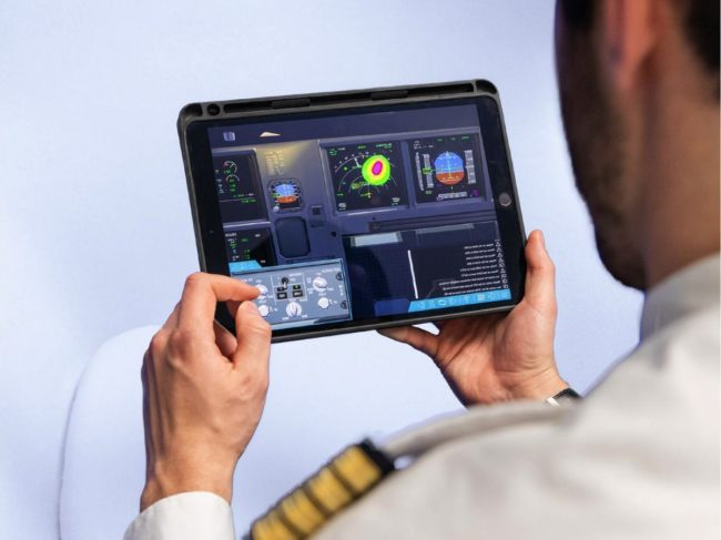 Airbus Launches Cloud-Based Pilot Training Service