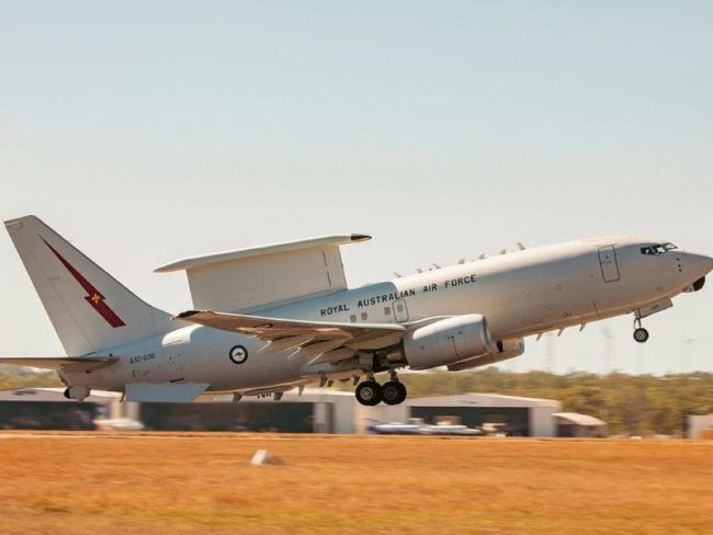 RAAF Wedgetail
