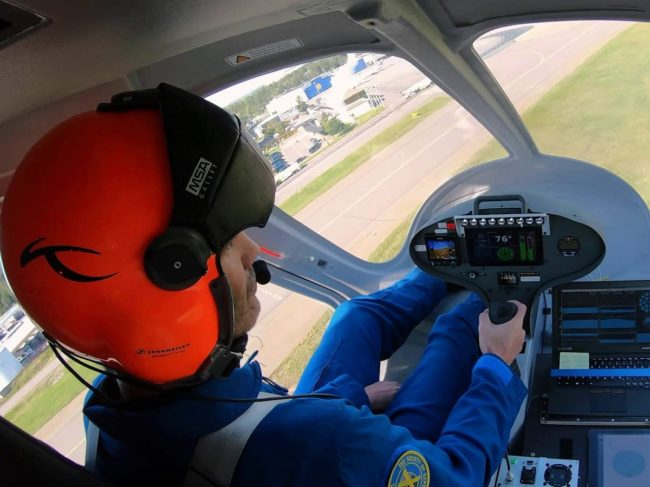 Creating the Air Taxi Pilot Workforce of Tomorrow