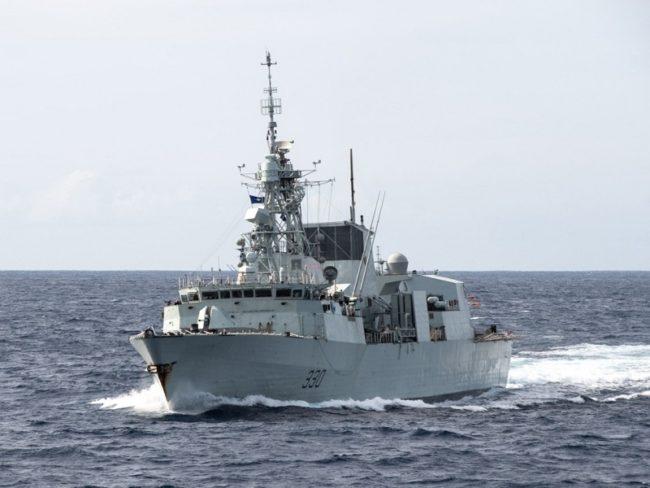 Anti-Submarine Warfare Training Commences in Norway