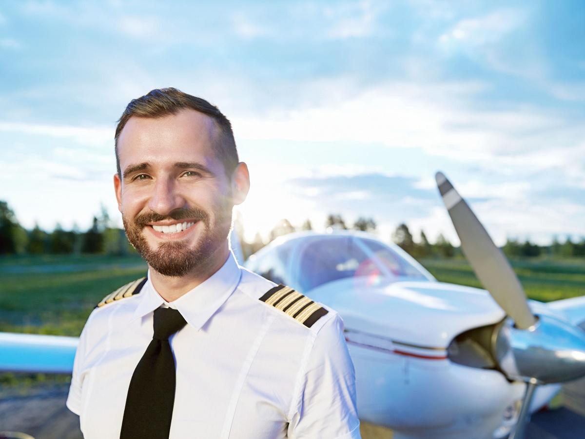 Junior pilot