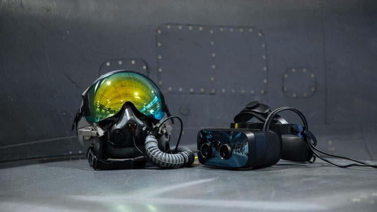 Mixed and Virtual Reality Play a Key Role in Pilot Training and Simulation Solutions of the Future
