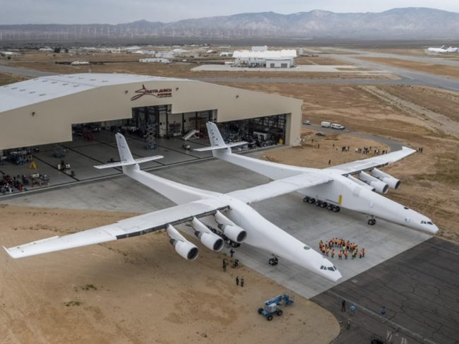 Q4 Services Awarded Stratolaunch Visual Display System Contract