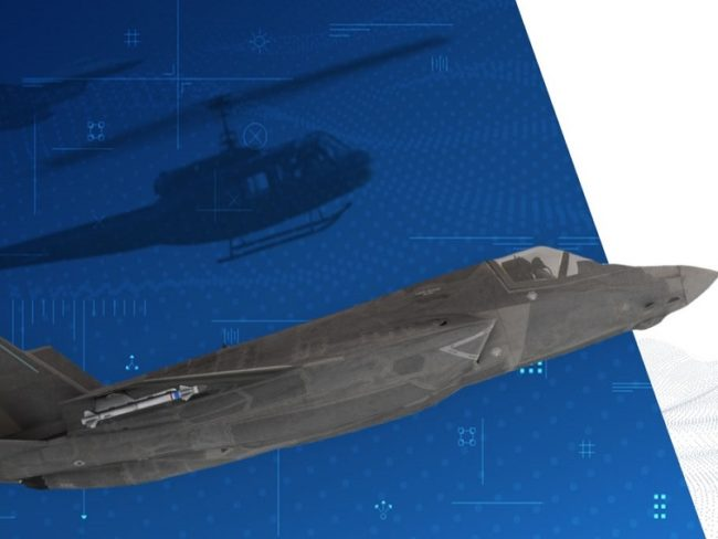 US Air Force Awards DiSTI Contracts for LVC Training, Big Data