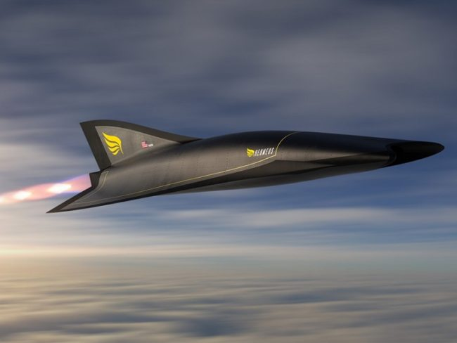 US Air Force Contracts Hypersonic Aircraft Developer Hermeus