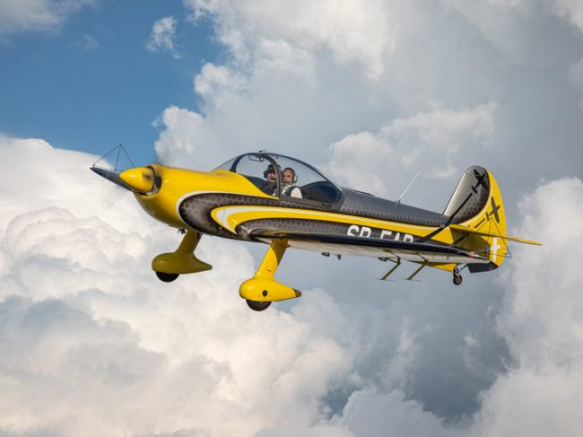 Bartolini Air Becomes First Operator of New Generation Training Aircraft