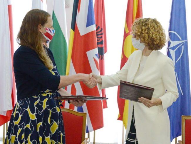 UK Establishes Permanent Military Training Team in Western Balkans
