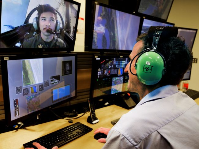 CAE Australia to Upgrade RAAF Sims with Seeing Machines' Eye-Tracking Tech