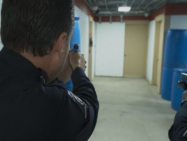 Police Department Opens One-of-a-Kind De-Escalation Training Facility
