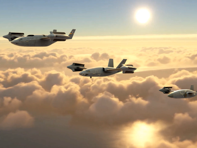 Bell Offers High-Speed Vertical Take-Off and Landing Aircraft for Military