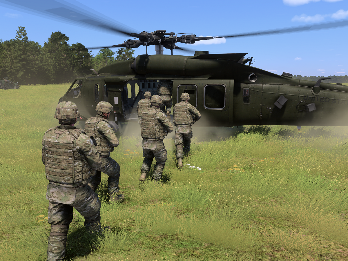 BISim Joins Team CESI to Deliver US Army TSS/TMT