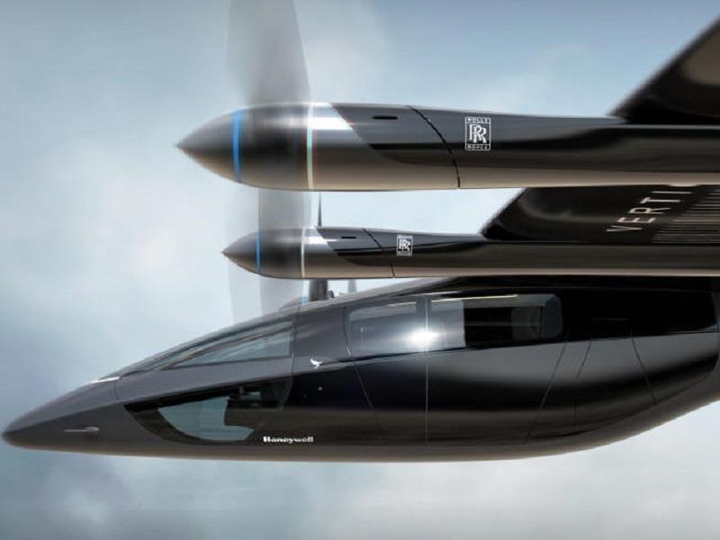Vertical aerospace 1110x500