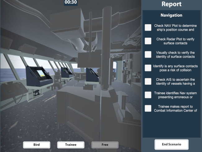 Embry-Riddle Uses VR to Train Next Generation Naval Midshipmen