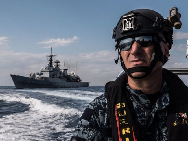 NATO Operation Sea Guardian Returns