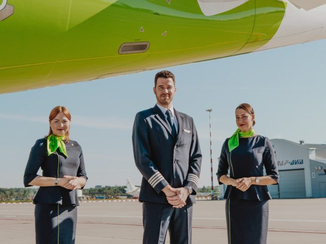 airBaltic to Recruit 320 More by Summer 2022