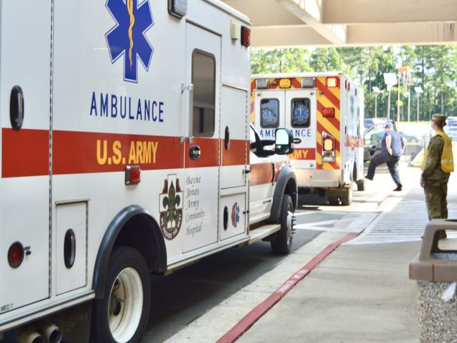 Medical Exercise Prepares Hospital for Weather Incident Before Hurricane Ida