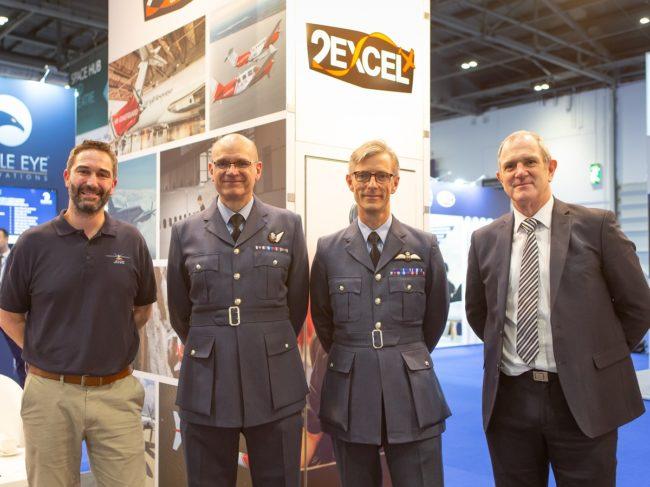 2Excel and JD2E Team on Intelligence Surveillance Reconnaissance Training