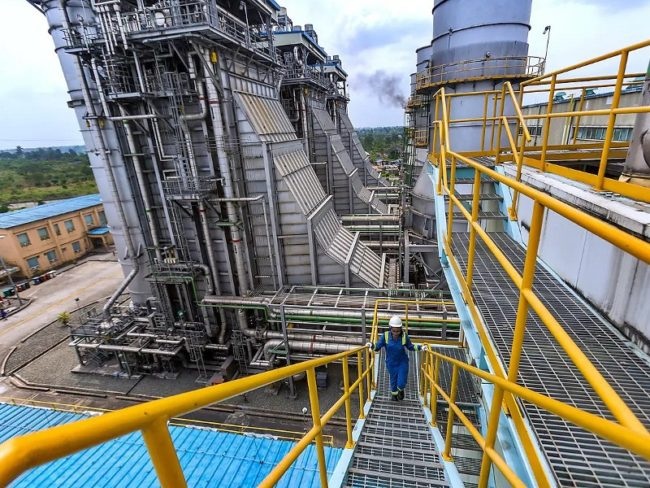 Shell Trains 40 Youths Major Gas Project in Nigeria