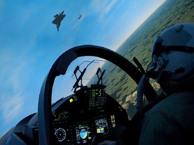 TREALITY Selected for T-44C PEGASUS Simulator Visual Display Upgrade