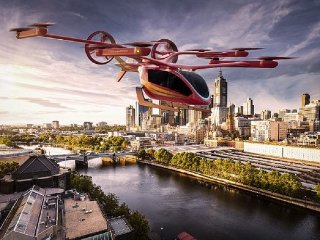 Eve and Microflite Announce Partnership for Urban Air Mobility