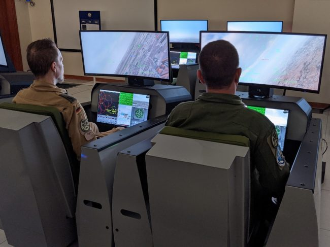 MVRsimulation Delivers Part Task Mission Trainers to NATO TLP