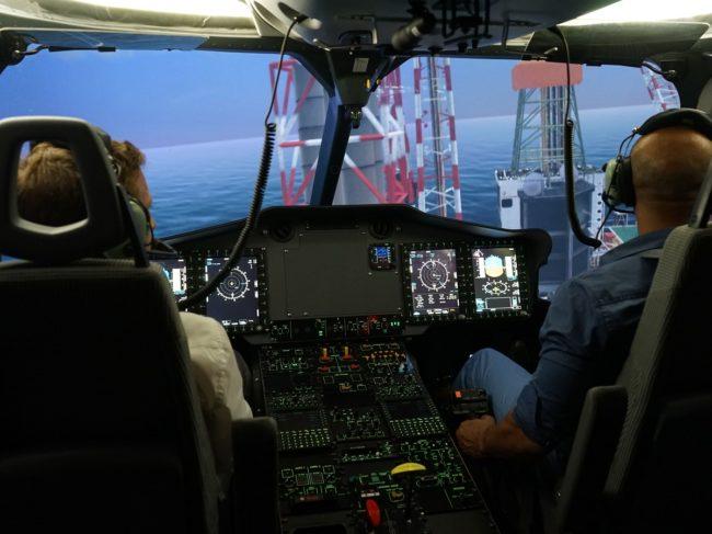 Indra's H175 Simulator to Train Hong Kong's Rescue Pilots