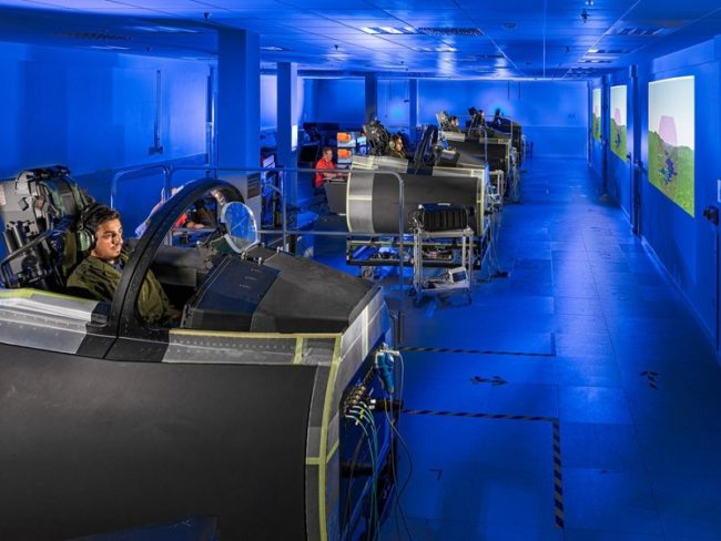 BAE Wins Typhoon Synthetic Training Contract from Ministry of Defence
