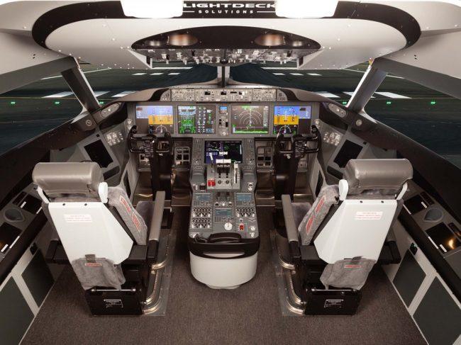 Flightdeck Solutions B787 FTD Awarded Level 4 Certification
