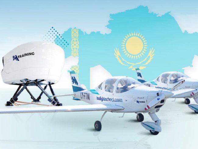 BAA Training- Kazakhstan's Civil Aviation Academy Partner for ATO Transformation
