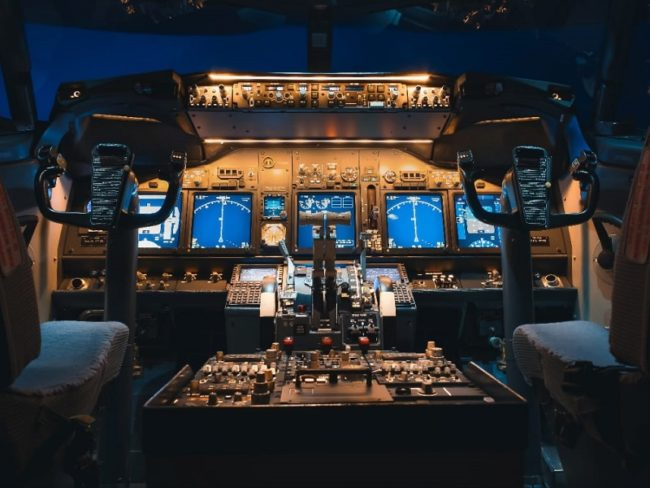 L3Harris-Paramount Aviation Services Tag Team On B737NG Training