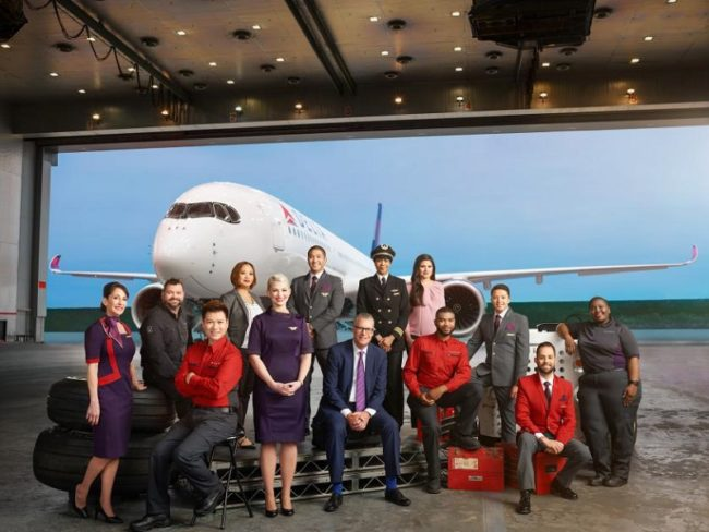 Delta Air Lines is Hiring Up