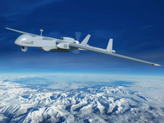 360iSR and Canadian UAVs Partner for UAS Operations Training