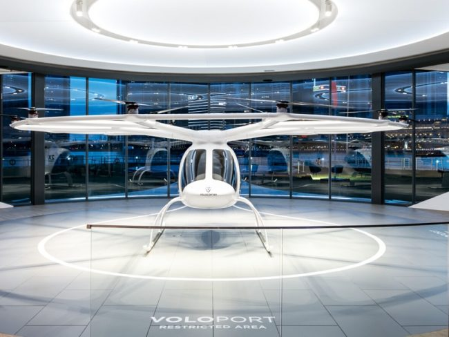 Volocopter-Geely Joint Venture Brings UAM to China