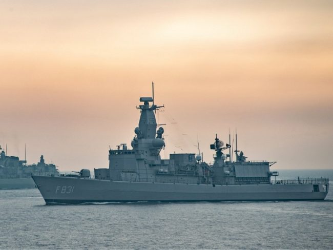NATO Exercise Dynamic Mariner and Joint Warrior Begins