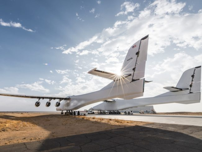 Stratolaunch Selects Quantum3D Simulation Platform for Hypersonic Flight Training