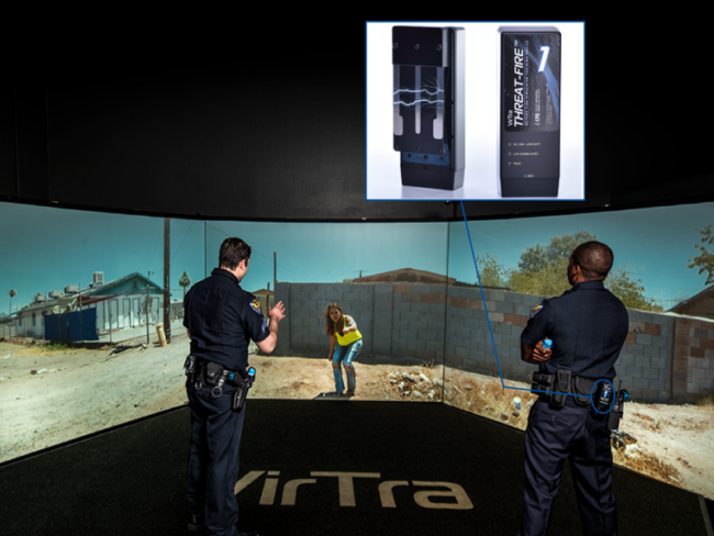 VirTra Receives $1.37M Order from First Middle East Client