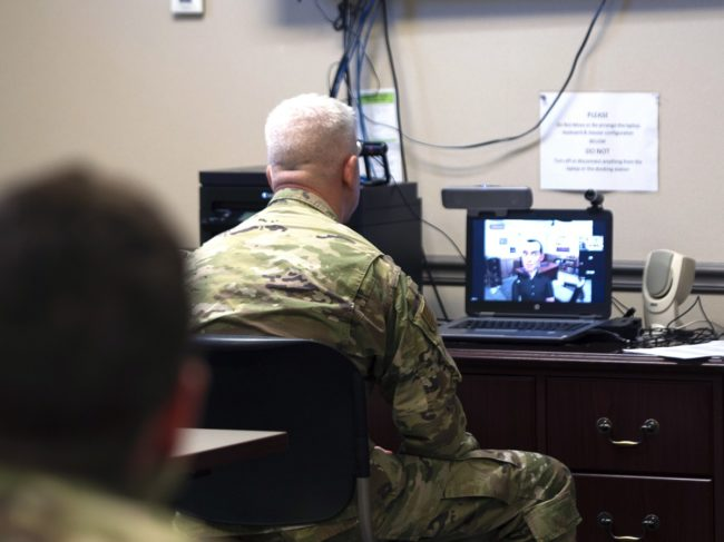 MR Technology Helps US Air Force Train for Tough Conversations