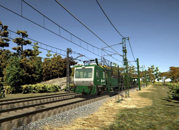 ADIF Contracts Virtualware for VR Training Simulators