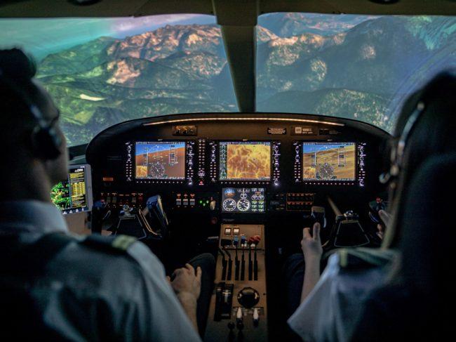 Dento Aviation Brings First entrol Simulator to Cyprus