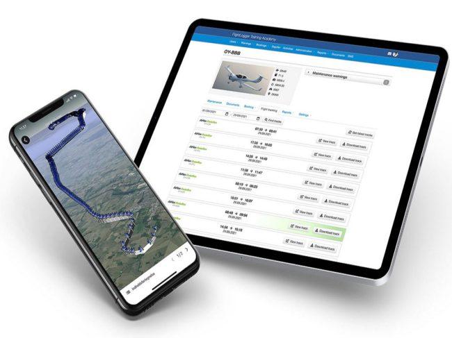 New FlightLogger-AirNav RadarBox Integration for Training