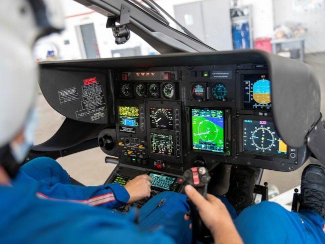 Metro Aviation & Geisinger Life Flight Unveil New Garmin Tech